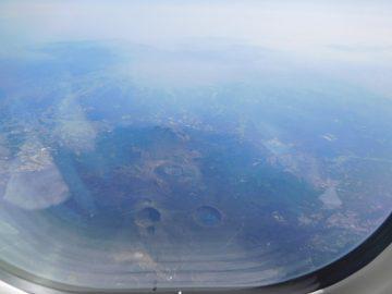 霧島山の火口群