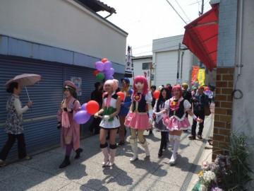 コスプレパレード