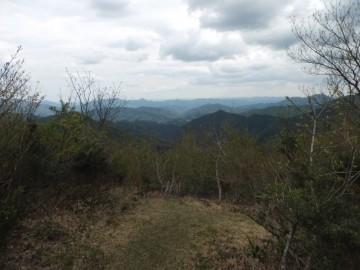 牛曳山からの景色