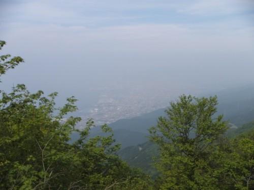 豊受山からの景色