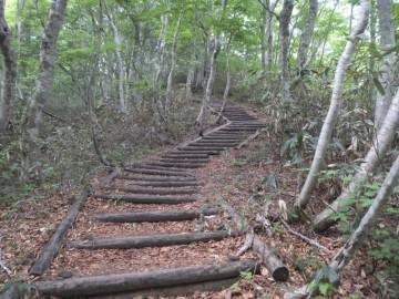 象山登山道