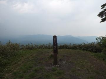 擬宝珠山山頂