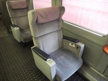 きらめきの座席