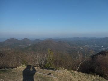 龍頭山山頂からの景色