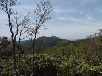 乗幸山山頂からの景色
