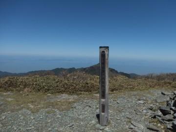 笹ヶ峰山頂