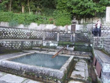 唐櫃の清水