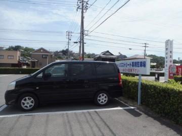 児島ジーンスストリート無料駐車場