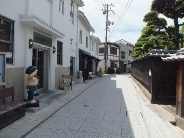 児島ジーンスストリート