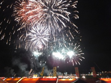 中村の花火大会