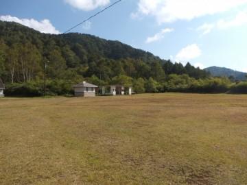 折立キャンプ場