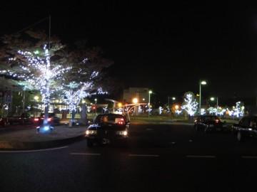 児島駅前の児島ホワイト
