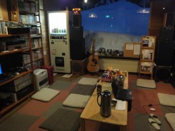 旅物語の談話室