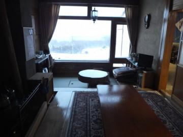 談話室兼食事スペース