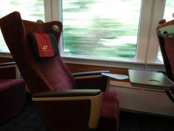 一人席のC席