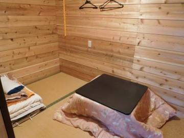 新しくできた個室