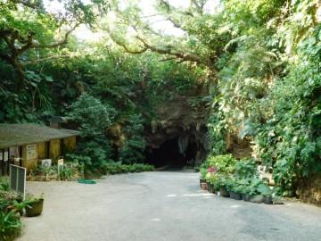 サビチ洞の入口
