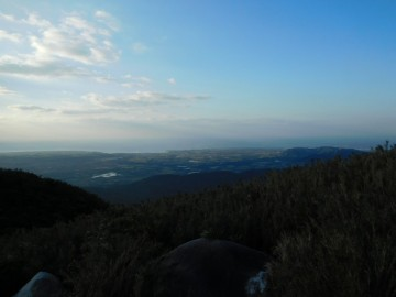石垣島南部の景色