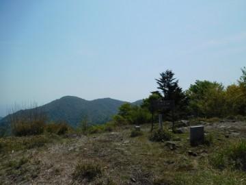 大久保山山頂
