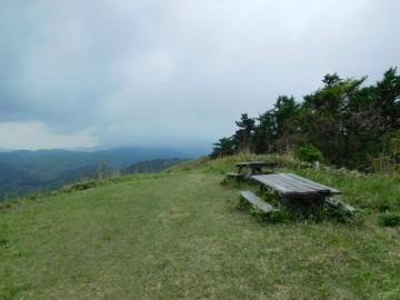 岩倉山山頂