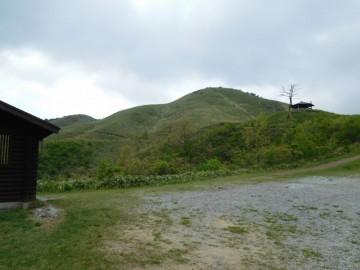 雲月山登山口