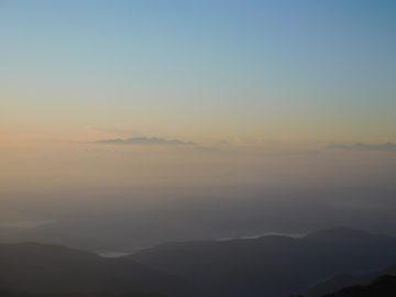 八ヶ岳・富士山・南アルプス