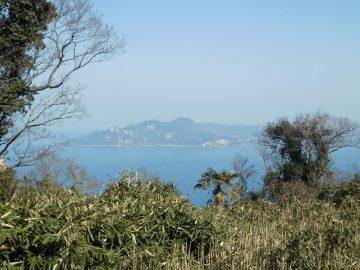 広島展望所から見る広島