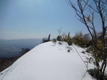 アゼチ山頂