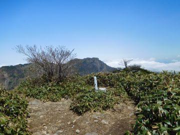 二ノ森山頂