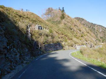 西黒森への最短の登山口