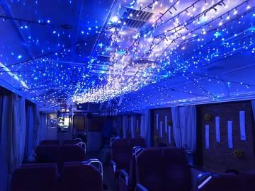 天の川列車
