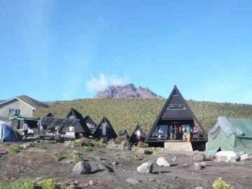 ホロンボハットとマウェンジ峰